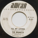 Bennetts - All My Loving