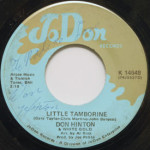 Don Hinton - Little Tamborine/Run Buck Run