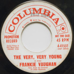 Frankie Vaughan - The Very, Very Young/If You Ever Fall In Love