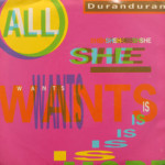 Duran Duran - All She Wants Is Record