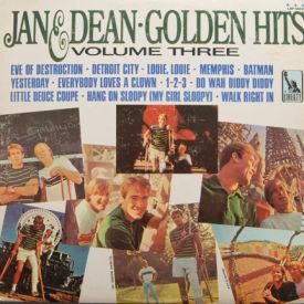 Jan and Dean - Golden Hits Volume Three