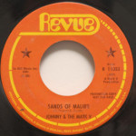Johnny & The Mark V - Sands Of Malibu/Down The Pike