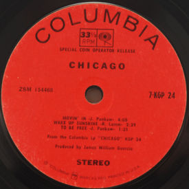 Chicago - Movin' In/Wake Up Sunshine/Colour My World