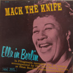 Ella Fitzgerald - Mack The Knife Album