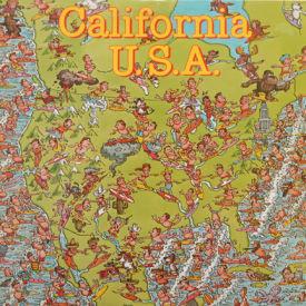V/A - California U.S.A.