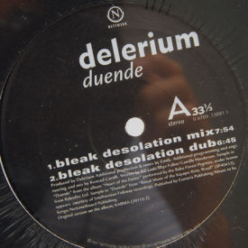Delerium - Duende – SEALED
