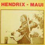 Jimi Hendrix - Maui Hawaii
