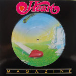 Heart - Magazine - Picture Disc
