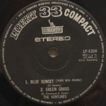 Ventures - Blue Sunset/Green Grass/Hanky Panky/The Work Song