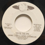 Jaime Lynn & Gene Chandler - You're The One