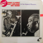 Kenny Clarke Francy Boland Big Band - At Her Majesty's Pleasure
