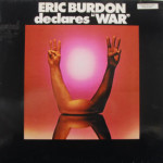 Eric Burdon/War - Eric Burden Declares War