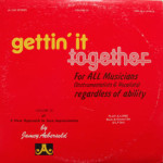 Jamey Aebersold - Gettin' It Together Vol. 21