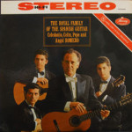 Celedonio Romero And His Sons - Royal Family Of The Spanish Guitar