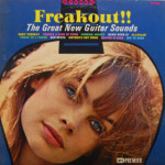 V/A - Freakout!  The Great New Guitar Sounds
