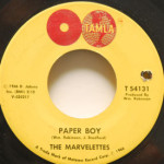 Marvelettes - Paper Boy/You're The One