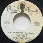 John Fred & His Playboy Band - Judy In Disquise