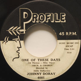 Johnny Doray - One Of These Days