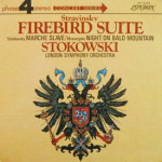Leopold Stokowsky - Firebird Suite/Night On Bald Mountain/Marche Slave