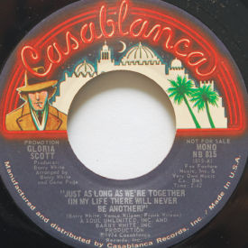 Gloria Scott - Just As Long As We're Together