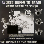 World Burns To Death - Sucking Of The Missle C***