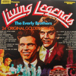 Everly Brothers - Living Legends - 24 Original Golden Greats