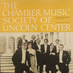 Chamber Music Society Of Lincoln Center - Chamber Music Society Of Lincoln Center