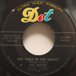 Tab Hunter - Red Sails In The Sunset/Young Love