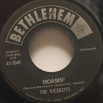 Viceroys - Moasin'/Seagrams