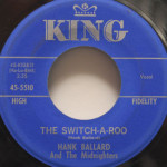 Hank Ballard And The Midnighters - Switch-A-Roo/The Float