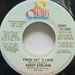 Randy Edelman - Fresh Out 'A Love