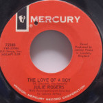 Julie Rogers - Love Of A Boy/Like A Child