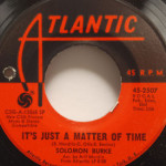 Solomon Burke - I Wish I Knew/It's Just A Matter Of Time