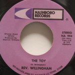 Rev. Willingham - The Toy