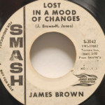 James Brown - Lost In A Mood Of Changes