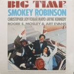 Smokey Robinson - Big Time - SEALED