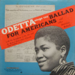 Odetta - Sings The Ballad For Americans