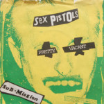 Sex Pistols - Pretty Vacant/Submission