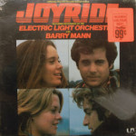 Electric Light Orchestra/Barry Mann - Joyride - SEALED