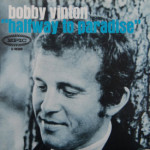 Bobby Vinton - Halfway To Paradise (with Picture Sleeve)