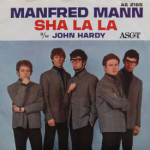 Manfred Mann - Sha La La (with Picture Sleeve)