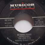 Jive Five Featuring Richard Fisher - No More Tears/You'll Fall In Love