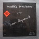 Buddy Pressner - Plays Your Requests - AUTOGRAPHED