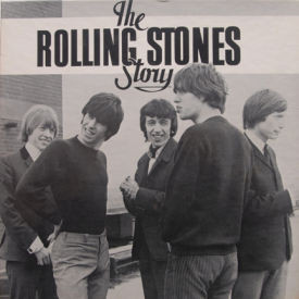 Rolling Stones - Rolling Stones Story (12 LP German Box Set)