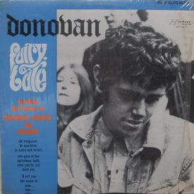 Donovan Fairytale Still In Shrink Lp Vinyl Hickory
