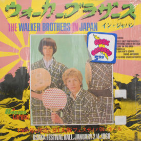 Walker Brothers - Walker Brothers In Japan