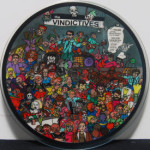 Vindictives - Johnny, Where Are You?/Eating Me Alive - Picture Disc
