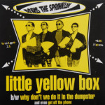 Boris The Sprinkler - Little Yellow Box