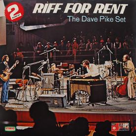 Dave Pike Set - Riff For Rent