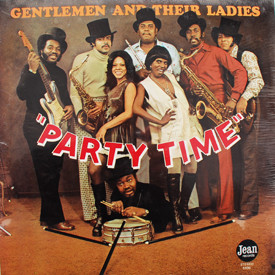 Gentlemen And Their Ladies - Party Time – SEALED